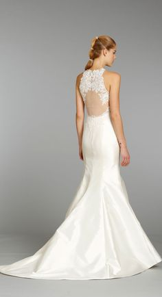 Lazaro Fall 2013 Bridal Gown Collection - Belle The Magazine
