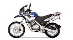 #motorcycles - 2005 BMW F650 GS Dakar. I don't usually pin this type of bike, but I like dual-purpose motorcycles, so...