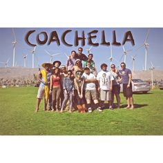 Some of the best people I've ever met. Coachella 2012.