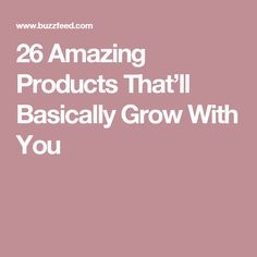 26 Amazing Products That'll Basically Grow With You College Planning, Cheap Shopping, Gadget Gifts, Count, Gadgets, Collections, Gardening, Money, How To Plan