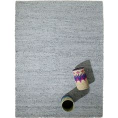 Purl Rug in Two Tone Gray | HPIX