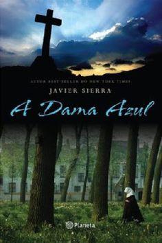 Vendo: livro A Dama Azul - Javier Sierra ~ Loja Dani Fuller