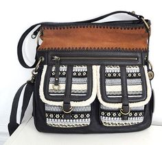 The Sak ~ Pax Leather Crossbody Bag bought this and I Love it!!!