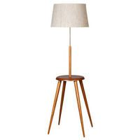 Willa Floor Lamp with Table