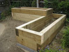 images of attractive raised beds - Google Search