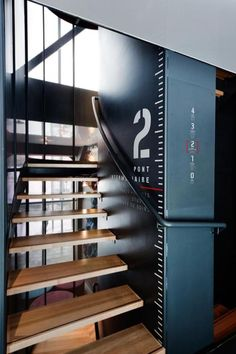 Staircase l The Black Workshop