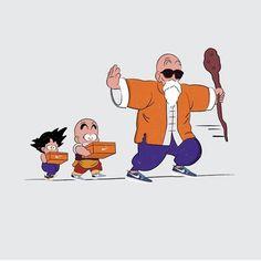 Master Roshi.