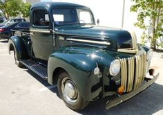 1946 Ford F100 Maintenance/restoration of old/vintage vehicles: the material for new cogs/casters/gears/pads could be cast polyamide which I (Cast polyamide) can produce. My contact: tatjana.alic@windowslive.com