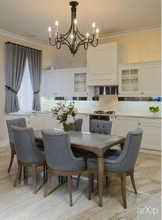 Американский стиль интерьер, назначение - квартира, дом | тип - кухня | площадь - 20 - 30 м2 | стиль - лофт. Разместил Юрий Зименко на портале arXip.com