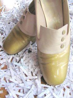 #vintage shoes