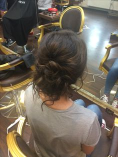 Hairstyles, hair