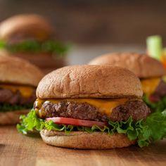 Lean Mean Cheeseburgers