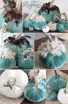 Velvet Pumpkin Giveaway!