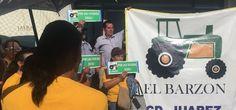 Toman barzonistas Bancomer en Juárez | El Puntero