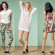 Núcleo Indumentaria Femenina Moda Verano 2015