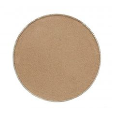 Makeup Geek Eyeshadow Pan - Barcelona Beach. This is the start to my nude eyeshadow collection and I love this shadow! Its very pigmented so it doesn't require a lot of shadow to get the look I want. Would def get again.