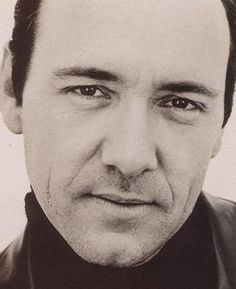 Kevin Spacey ~ actor extraordinaire.  Class, grace and impeccable talent rolled into one adorable package!