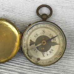 Flash SALE! $40 WWI French working compass❤️ (24hrs only)