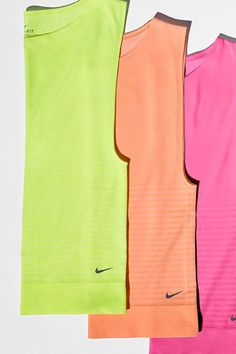 Nike Dri-FIT Knit Sleeveless - Keep cool while you heat it up.