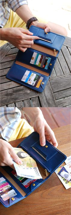 If you are always on the go, I have the perfect essential for you! The Leather Anti Skimming Wallet v3 is a gorgeously designed wallet equipped with 15 card pockets, a zipper pocket, money sleeve and a snap button to keep it all together. My favorite part is the pocket designed specifically for a transit card. Never fumble getting your transit card out again. Simply just touch the card reader, and you are good to go without hesitation!