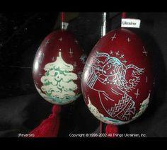 Ukrainian Easter Egg Pysanky 02-164 by Iryna Vakh  from Lviv, Ukraine on AllThingsUkrainian.com