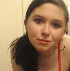 MandieLoves: Semi Dramatic Summer Peach Makeup Look
