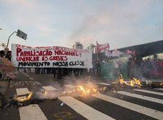 JORNAL CORREIO MS: Confusão em protesto no Metrô de SP acaba com 13 d...