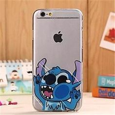 Belle maille transparente coque (iPhone 6 Plus/5.5,Bleu)