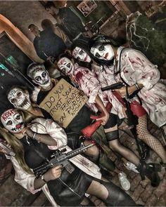 #purge #halloween #thepurge #costume #mask #purgenight