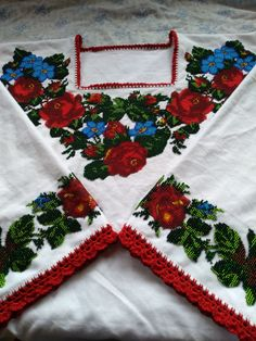 Flower Coloring Pages, Diy And Crafts, Cross Stitch, Costumes, Embroidery, Hip Bones, Punto De Cruz, Dots, Flowers