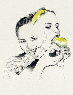 Pencil Art Ricardo Fumanal