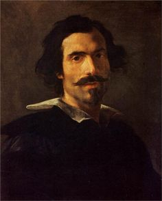 Self-Portrait, 1635  Gian Lorenzo Bernini