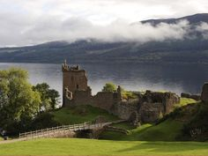 Urquhart Castle #Scotland #outlander