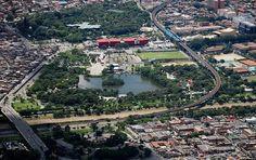 Parque Norte, Jardín Botánico y Parque Explora, en Medellín