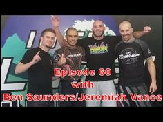 #60 Unlocking with Ben Saunders and Jeremiah Vance