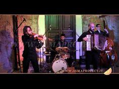"ALMA PROJECT Klezmer Band - Klezmer-Freylekhs ""Mitsve-Gedole"" from German Goldenshteyn"