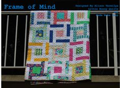 Little Bunny Quilts: Frame of Mind Moda Bake Shop Quilt!