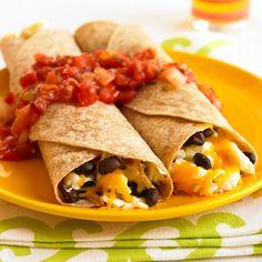 5 New Healthy Breakfast Ideas Photo by: Mitch Mandel