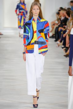 ffcf7941e5f834 Ralph Lauren Spring 2016 Ready-to-Wear Fashion Show