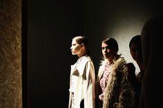 #AsliJackson #Backstage #MercedesBenzFashionWeekIstanbul #Fall #Winter2015 #Nasreddin #Hoca #model