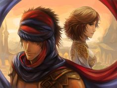 Prince of Persia 2008 by ~nori942 on deviantART