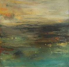 """Agnes Lang, """"Horizont l"""" Mit einem Klick auf 'Als Kunstkarte versenden' versenden Sie kostenlos dieses Werk Ihren Freunden und Bekannten."""