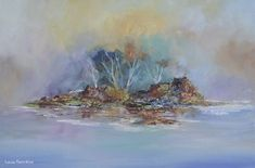 Buy Mistic Island, Oil painting by Louis Pretorius on Artfinder. Discover thousands of other original paintings, prints, sculptures and photography from independent artists. Africa Painting, Love Painting, Oil Painting On Canvas, Canvas Art, Original Art, Original Paintings, Impressionism Art, Selling Art, Landscape Paintings