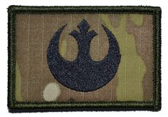 Tactical Gear Junkie - Rebel Alliance Emblem Star Wars 2x3 Military Morale Patch, $4.99 (http://www.tacticalgearjunkie.com/rebel-alliance-emblem-star-wars-2x3-military-morale-patch/)