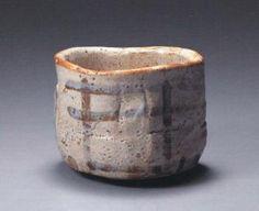 「志野茶碗 銘 卯花墻」 桃山時代 16~17世紀 国宝