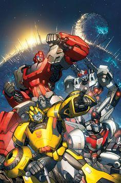 Transformers' Autobots