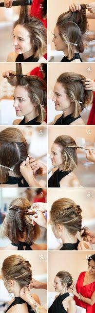 passo-penteados-cabelo-curto