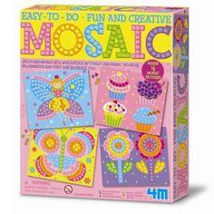 4M, mozaika dla dziewczynek -   4M , tylko w empik.com: 28,49 zł. Przeczytaj recenzję 4M, mozaika dla dziewczynek. Zamów dostawę do dowolnego salonu i zapłać przy odbiorze!