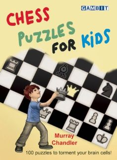 This chess puzzle super-challenge contains 100 fun positions to solve, ranging from encouragingly easy to mind-numbingly hard. Using an innovative format, every puzzle is preceded by an instructive example, illustrating an important pattern.  Each puzzle has been graded to suit a wide range of chess abilities. Beginners or younger readers will enjoy reading the basic warm-up exercises.