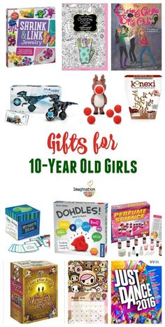 Discover The Perfect Gift For Your 10 Year Old Girls With This Best List Of Games